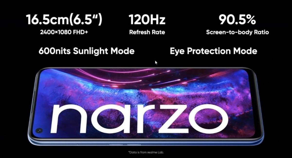 Narzo 30 Pro هاتف