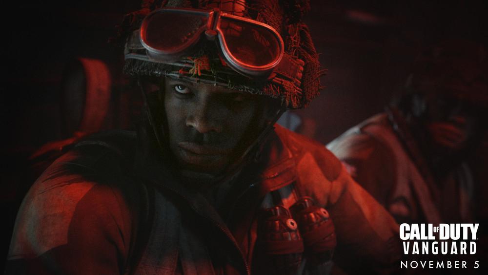 لعبة Call of Duty: Vanguard