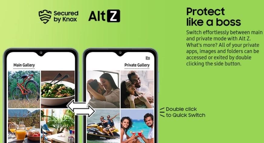 مواصفات هاتف Samsung Galaxy M32