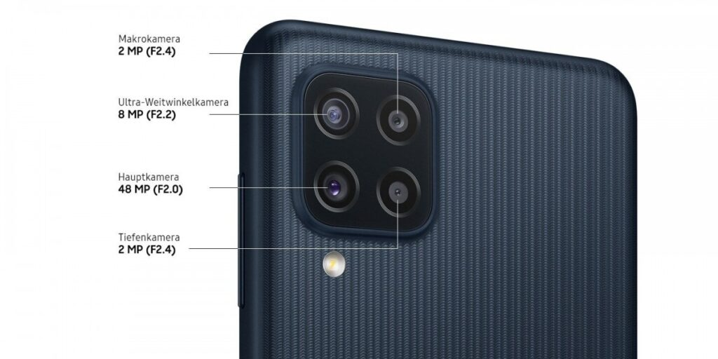 مواصفات هاتف Galaxy M22